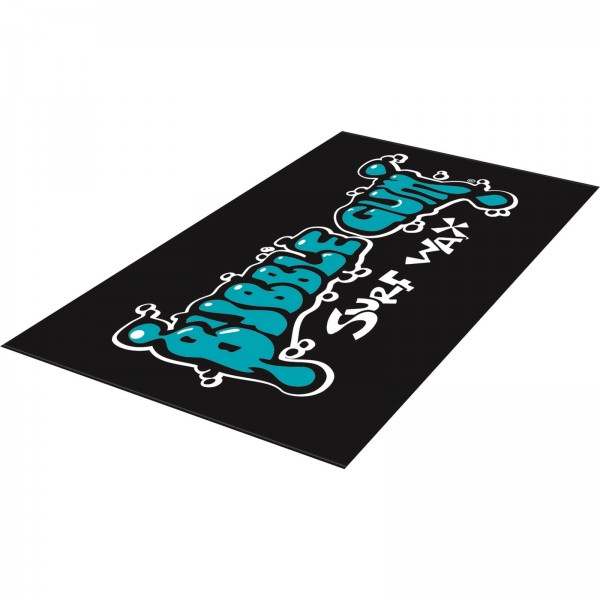 BUBBLE GUM Strandhandtuch Surf Blue beach towel