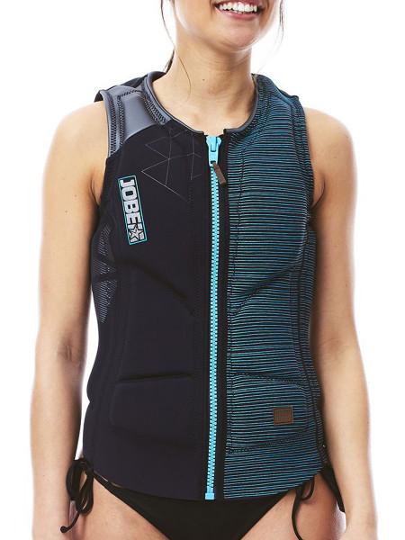Jobe Comp Vest zipper Women Prallschutzweste