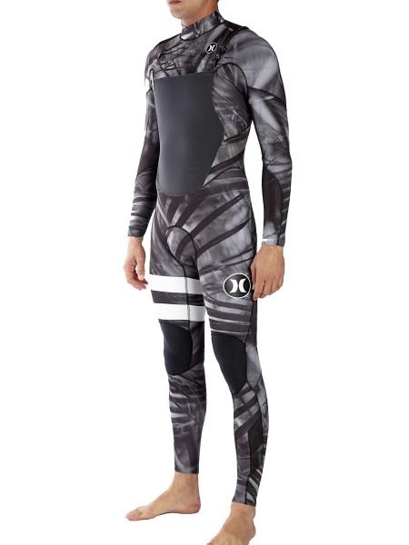 Hurley Fusion 3x2 Fullsuit Men black c