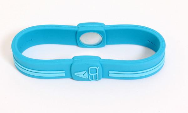 EQ - Hologramm Armband MC turquoise
