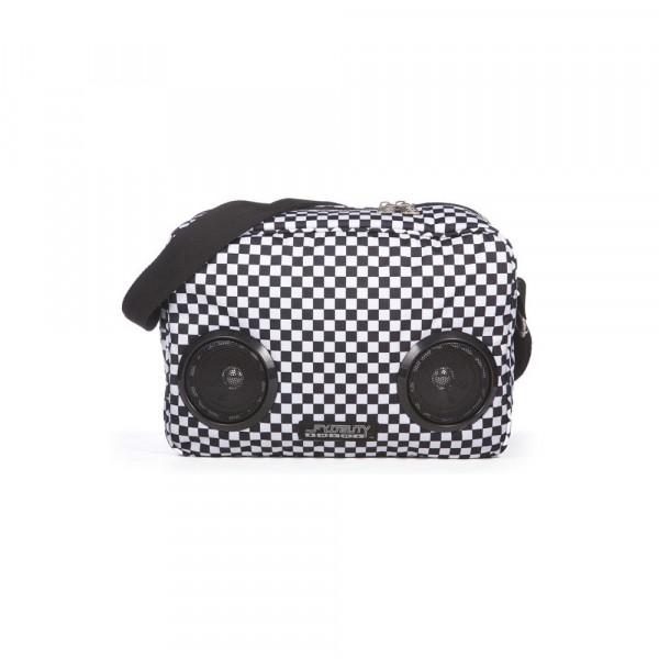 Fydelity Graphique G-Force Shoulder Bag indy