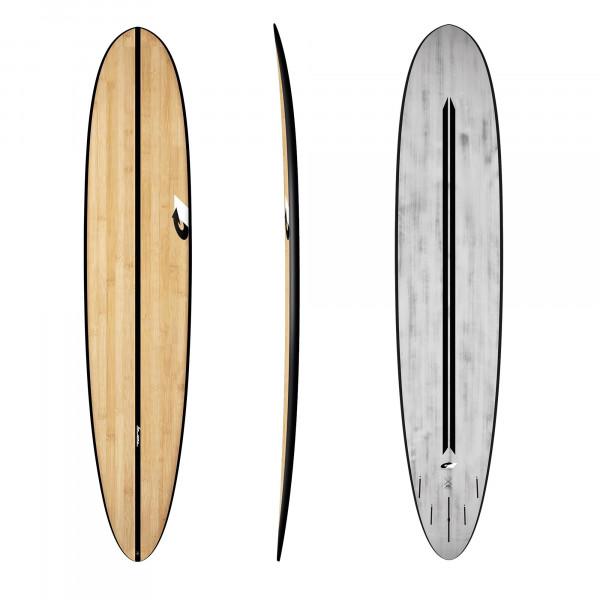 Surfboard TORQ ACT Prepreg The Don HP 9.1 bamboo