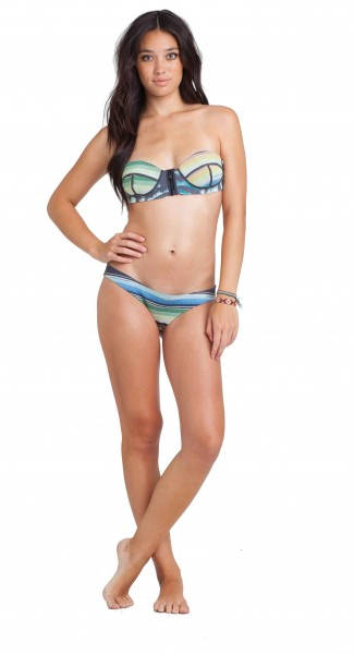 Billabong Stay Salty Bikini Top multi