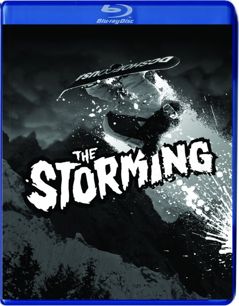 THE STORMING Blu-ray by Standart Films