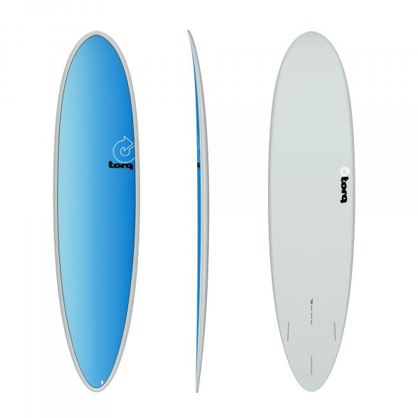 Surfboard TORQ Epoxy TET 7.6 Funboard Full Fade