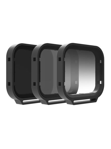 PolarPro Venture Filter 3-Pack für GoPro Hero5 Black/Hero6
