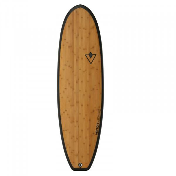 Surfboard VENON Fat Pickle 6.4 Bambus