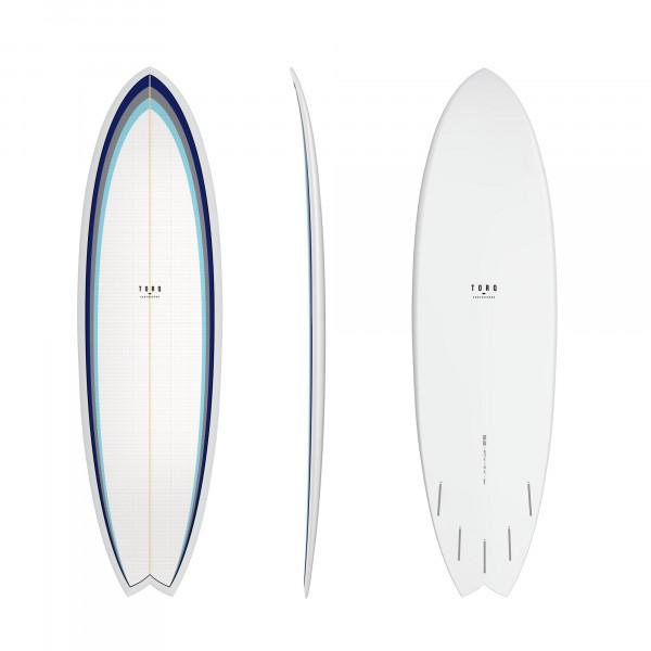 Surfboard TORQ Epoxy TET 6.3 MOD Fish Classic 2