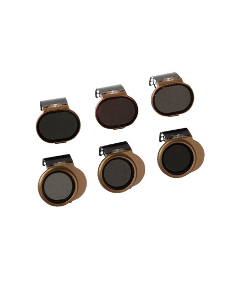 PolarPro DJI Spark Cinema Series 6-Pack Filter