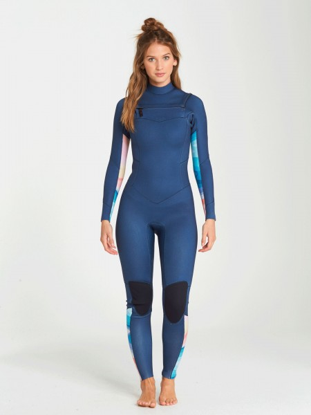 Billabong Salty Dayz 5/4 mm Fullsuit FrontZip Women Neopren 2018