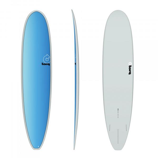 Surfboard TORQ Epoxy TET 8.6 Longboard Full Fade