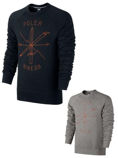 Nike SB XPoler Icon Fleece Crew Sweater