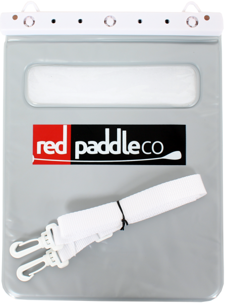 Red Paddle Waterproof Tablet PC Bag