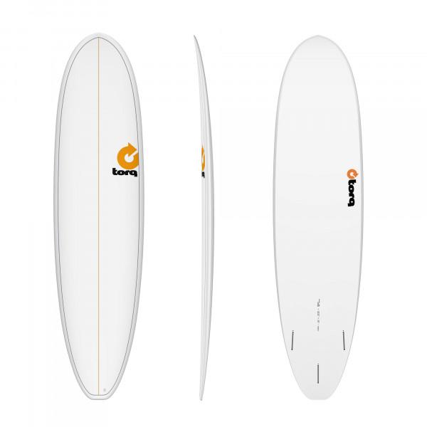 Surfboard TORQ Epoxy TET 7.4 VP Funboard Pinlines