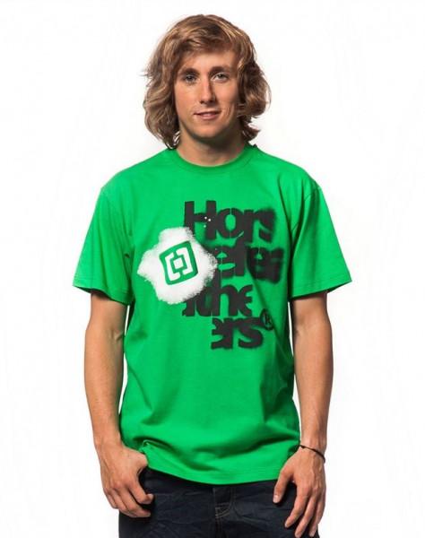 Horsefeathers Cruz T-Shirt green