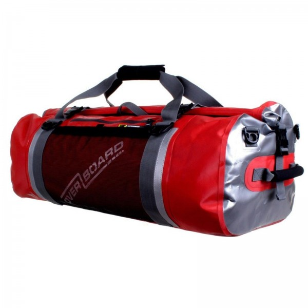 OverBoard wasserdichte Duffel Bag Sports 60 L Rot