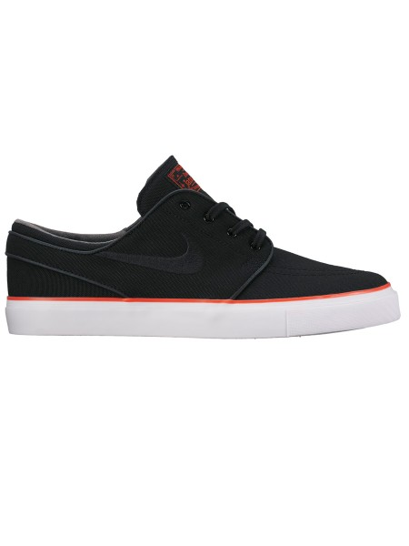 Nike SB Zoom Stefan Janoski Canvas black /black-max orange