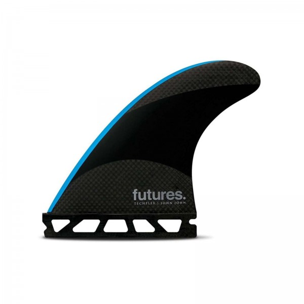 FUTURES JJF-2 S Techflex Thruster Fin Set