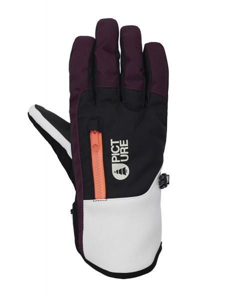 Burton Reverb Women Fingerhandschuh Snowboardhandschuh Bekleidung Handschuhe