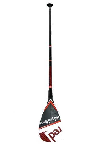 Red Paddle Carbon Elite LeverLock Vario SUP Paddel