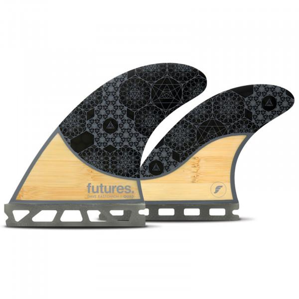 FUTURES Rasta Honeycomb Quad Finnen