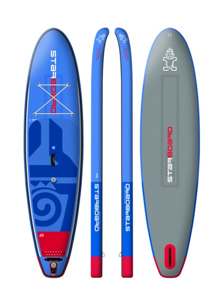 "Starboard 10'5"" Drive Deluxe DC iSUP 2018"