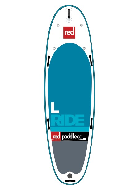 Red Paddle 14' Ride L iSUP 2019