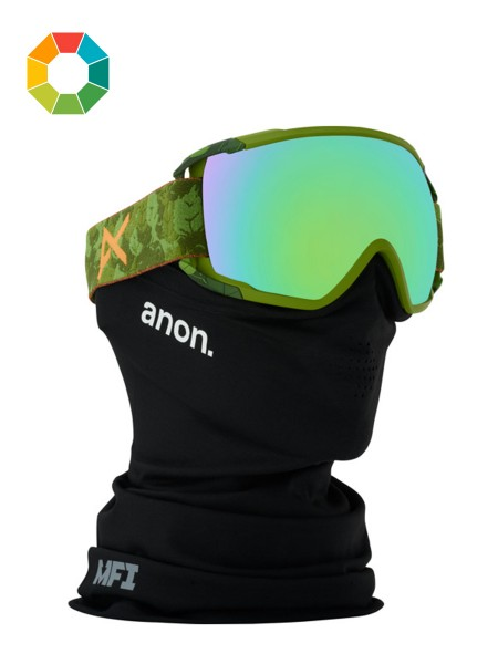 Anon Circuit Men Goggle Snowboardbrille