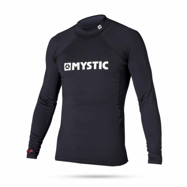 Mystic Star Rashvest L/S Junior black