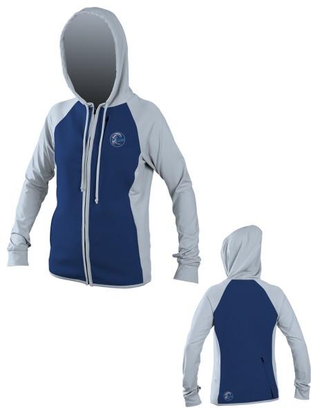 O'Neill Supertech Jacket Women navy/fogblue