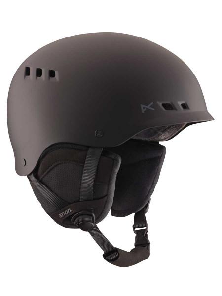 Anon Talan Snow Helmet black