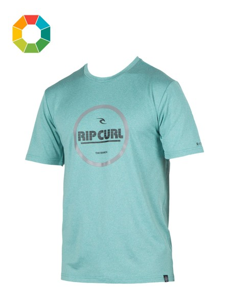 Rip Curl Search Series Graphic SS Rashguard Shirt