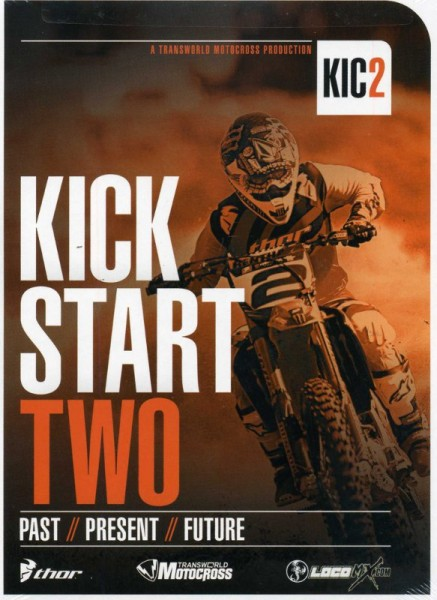 KICKSTART 2 by Transworld Motocross