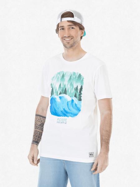 Picture Postcard Wave T-Shirt