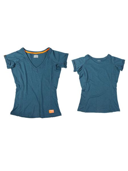 Jobe Discover T-Shirt Women Teal