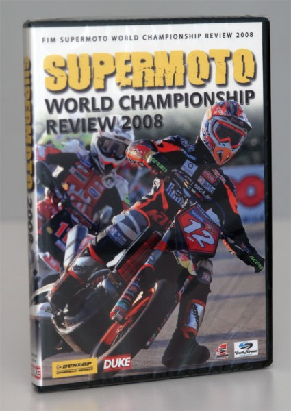 Supermoto World Champion Rewiew 2008