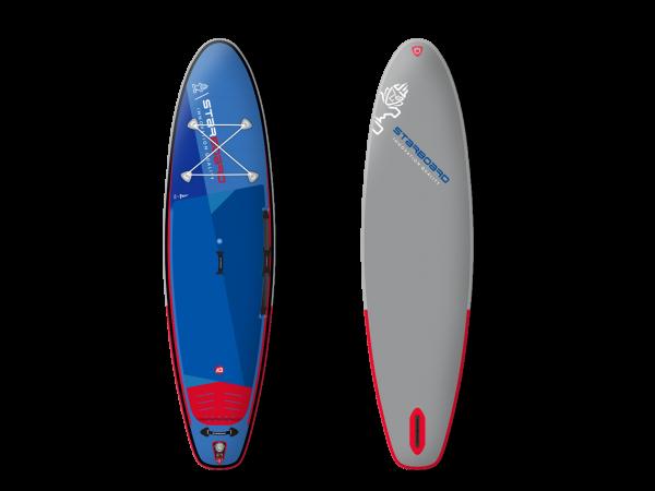 """Starboard iGo 10'4"""" Deluxe SUP"""