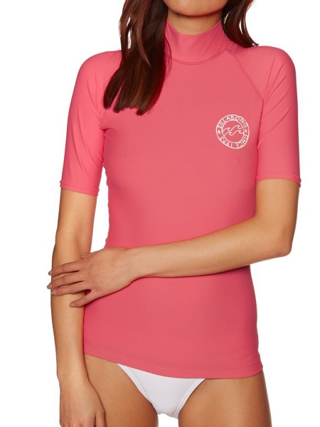 Billabong Logo Color SS Women Shirt