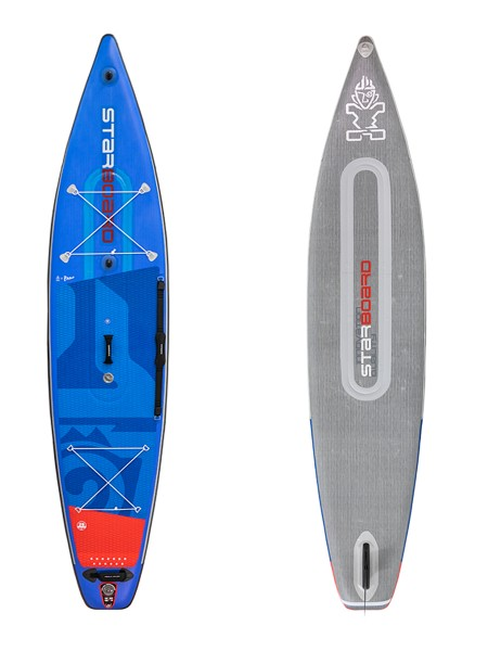 """Starboard 11'6"""" Touring Deluxe DC iSUP 2019"""