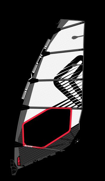 Severne Blade weiß Windsurf Segel
