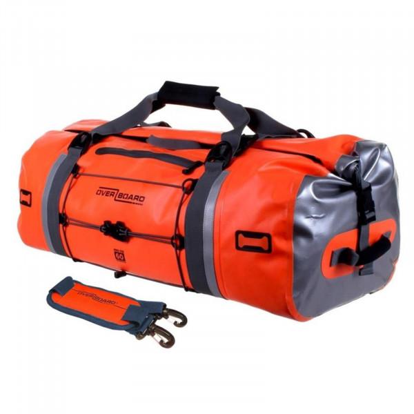 OverBoard wasserdichte Duffel Bag Pro-Vis 60 L Or