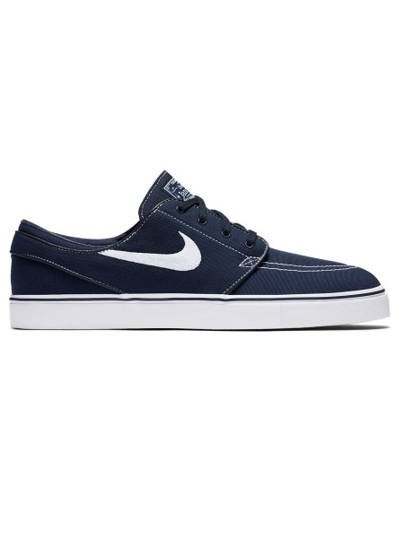Nike SB Zoom Stefan Janoski Canvas obsidian/white-gum light brown