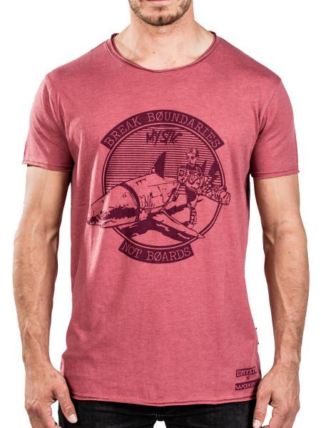 Mystic Waxed M T-Shirt