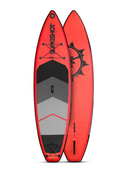 """Slingshot 11'0"""" Crossbreed Airtech red iSUP 2018"""