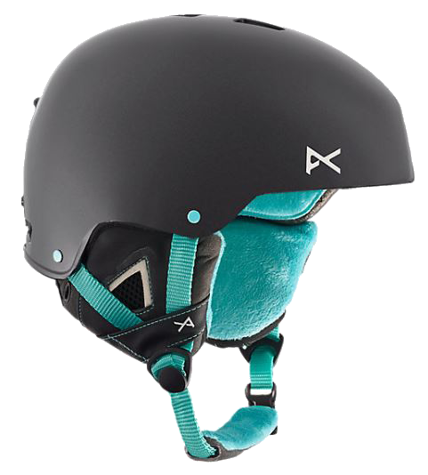 Anon Lynx Snow Helmet Women black mist