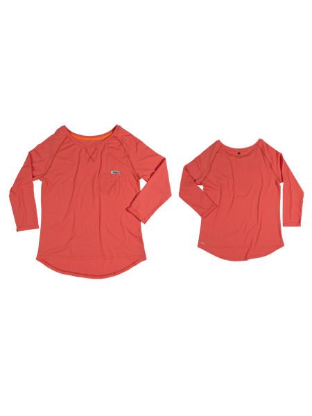 Jobe Discover LooseFit Shirt Women Coral
