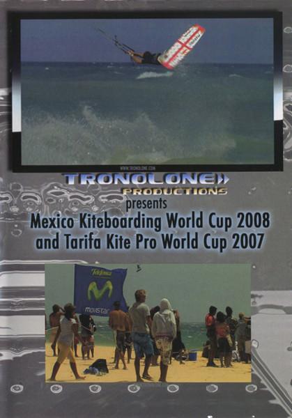 MEXICO WORLD CUP 08 + TARIFA KITE PRO WORLD CUP 07