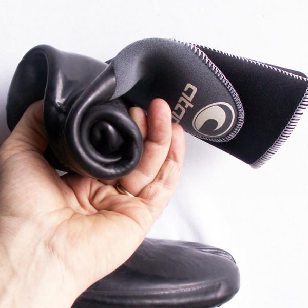 ATAN Latex Aramid Neopren Schuh 3mm Gr 44-45 T4