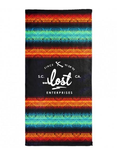 Lost Rug Resinworks Towel black