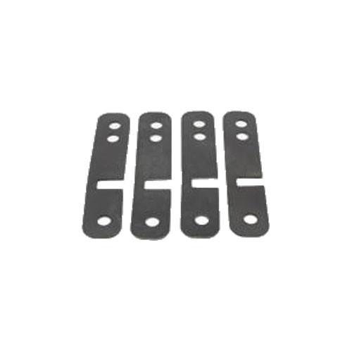 Loaded Longboardzubehör Drop Through Shockpads